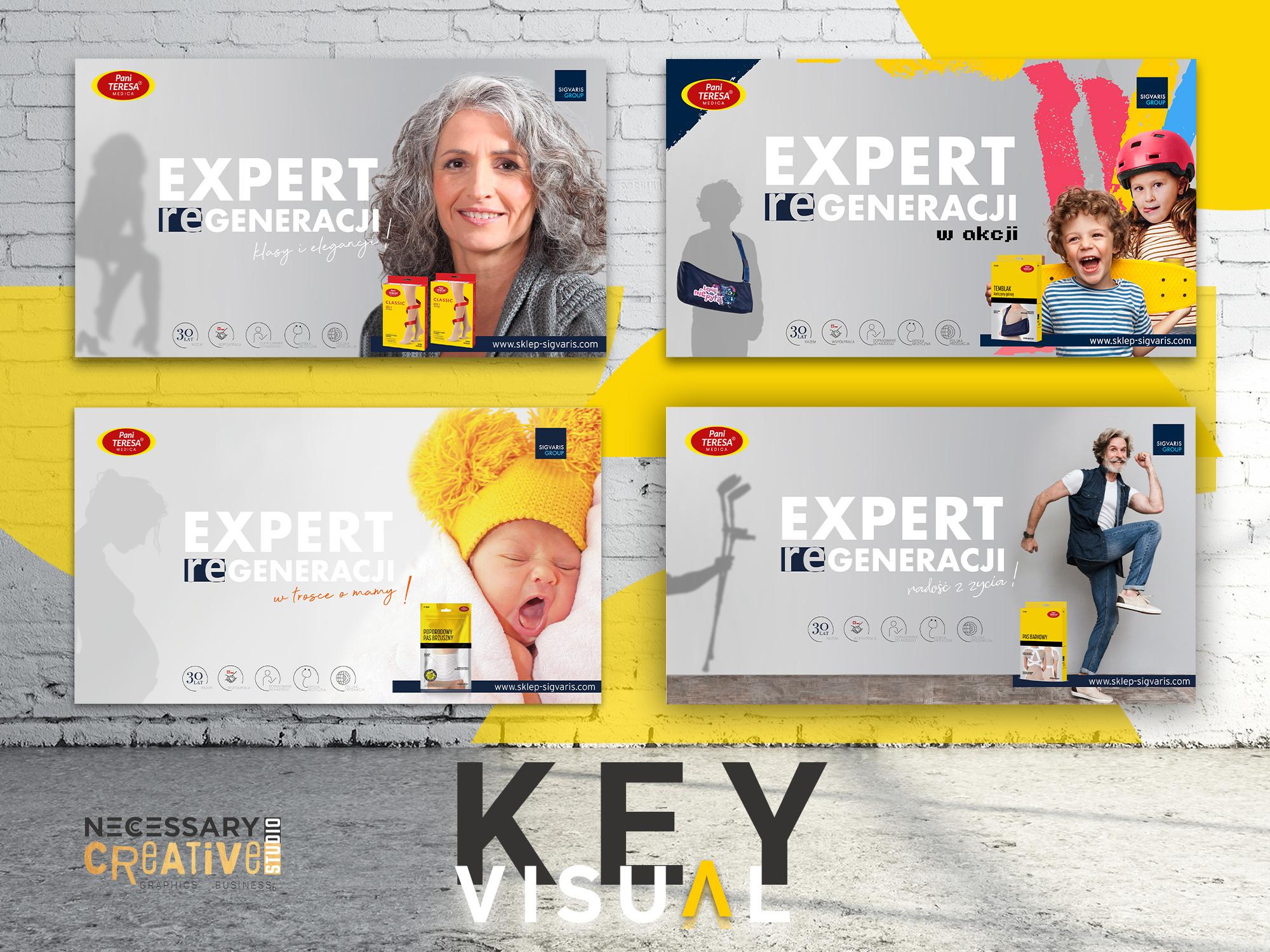 Key Visual Branding Archetypy Marki Necessary Creative Studio